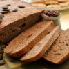Special kruh sa mineralnom vodom